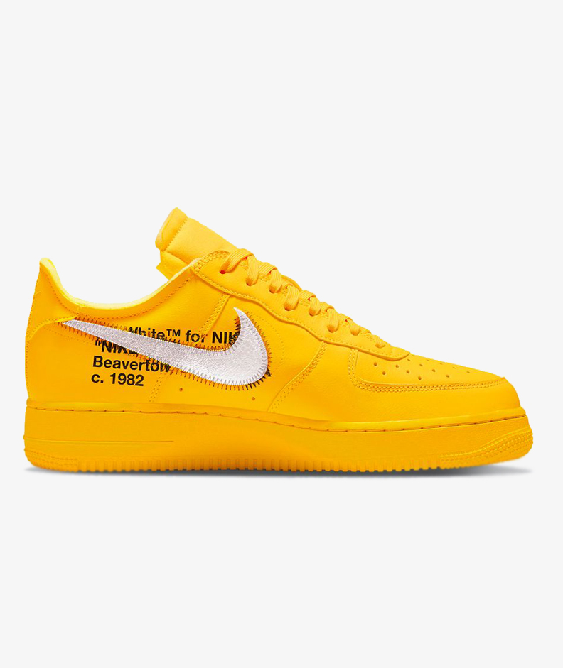 Buy now OFF-WHITE X NIKE AIR FORCE 1 LOW - DD1876-700